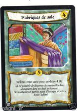 Legend of The Five Rings n° 59/488 - Fabriques de soie