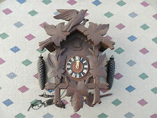 Vintage Cuckoo Clock From The Cuckoo Clock Mfg. Co. Made In Germany - UNTESTED