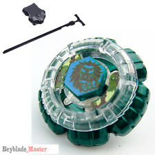 Fusion Beyblade Masters Metal COUNTERATTACK LEO KING D125B w/ Power Launcher