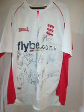 Birmingham 2005-2006 Squad Signed Away Football Shirt with COA /16055