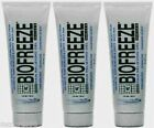 BIOFREEZE PAIN RELIEF GEL 4oz/118ml ideal for muscle aches and joint discomfort