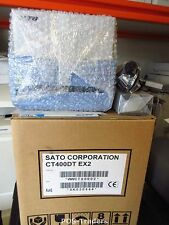 NEW IN BOX Sato CT400DT CT400 WiFi WIRELESS 203DPI EX2 DT Thermal Label Printer