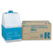 Genuine Ricoh 888445 Cyan Color LP Toner Cartridge 10000 Page for CL7200, CL7300