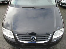 Motorhaube VW Touran VW Touran 2003-2006 uni schwarz L041 Haube