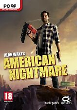 Alan Wake - American Nightmare (PC DVD) NEW SEALED