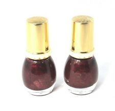 Lot/2 Guerlain Meteorites Vernis A Ongles Nail Polish ~ Intense Red ~ .3 fl oz ~