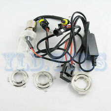 Motorcycle HID Headlight Bi-Xenon Light P15D-25-1 -2 -3 H6 6000K Hi/Lo Bulb 35W