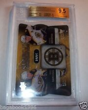 2013-14 Upper Deck Clear Cut Foundations #CCF13 Brad Marchand/Patrice Bergeron