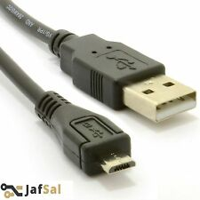 3m Meter USB 2.0 A To MICRO B Data and Charging Cable 3M Lead UK