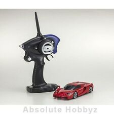Kyosho Mini-Z MR-03S Enzo Ferrari Red Version Ready Set - KYO32226R-B