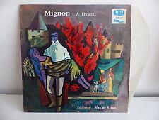 Mignon A. THOMAS GENEVIEVE MOIZAN JANINE MICHEAU LIBERO DE LUCA MAX DE RIEUX