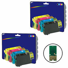 Choose Any 8 non-original Printer Ink Cartridges for Epson Stylus SX445W E1291-4