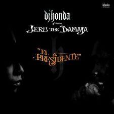 El Presidente -  DJ Honda - Single 4 Tracks - CD - NEW.