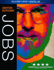 Jobs Blu-ray / DVD 2-Disc Set  Used Movie Steve Apple