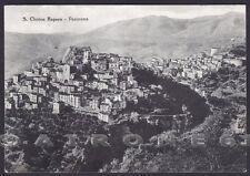 POTENZA SAN CHIRICO RAPARO 01 Cartolina viaggiata 1956 Edizione ALTEROCCA TERNI