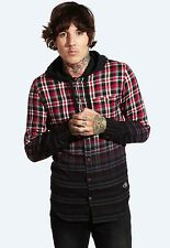 NEW Drop Dead shoodie mark II large shirt mens