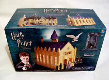 Harry Potter The Great Hall Playset with Rare Minerva McGonagall Brand New