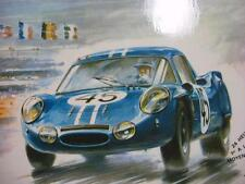 Renault Alpine A 210 A210 1/24 Heller Model kit all complete on the sprue