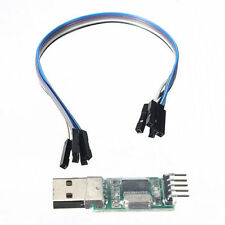 PL2303HX USB To RS232 TTL Auto Converter Adapter Module For arduino W/ Cables LW