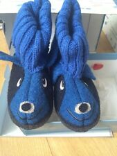 Mod8 Boys Slippers WmoStro Blue Size 28 k 10
