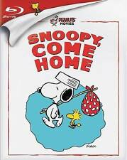 Snoopy, Come Home (Blu-ray Disc, 2016)