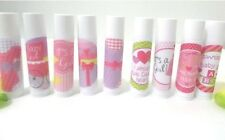 It's A Girl Baby Girl Themed Lip Balm Favors - Great for Baby Showers -Set of 15