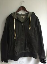 Urban Outfitters Men Charles and a Half Black Rain Jacket Size M Medium L Large
