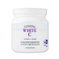 [ETUDE HOUSE] Toning White C Double Effect Sleeping Pack 100ml / Whitening