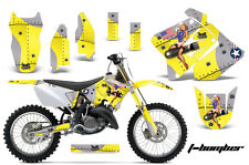 Suzuki RM 125/250 Graphics Kit AMR Racing Bike Decal  Sticker Part 01-09 TBY