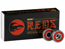 Bones Reds Skateboard Bearings #608 8mm 8 pcs