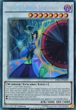 YuGiOh Flower Cardian Lightshower DRL3-EN039 Secret Rare 1st Edition