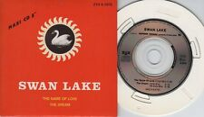 Swan Lake CD-SINGLE THE NAME OF LOVE / THE DREAM   ( 3inch)
