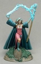 Female Wizard DSM 1125 Elmore Masterworks - Dark Sword Miniatures Pewter