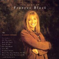 FRANCES BLACK THE BEST OF CD