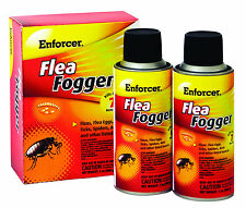 New Enforcer EFF2 2-Pack Flea Fogger