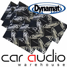 "Dynamat Xtreme Extreme Bulk Kit 9 18""x 32"" 36sqft Sheets Sound Deadening (BLACK)"