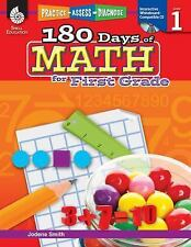 180 Days of Math for First Grade Practice, Assess, Diagnose