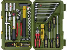 PROXXON 23650 PKW- und Universalkoffer 47teilig Werkzeugkoffer für PkW Boot Haus