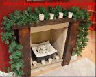 New Christmas Decor Garland Pine Tree 2.7M X 25CM Thick Mantel Fireplace 1-10pcs