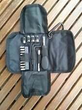 Bmw f 800 GS Adventure Tool Bag/bolsa Add on set bordo herramienta todos bauj.
