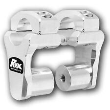 Rox Risers to fit 28mm bars BMW 1200GS, KTM, TRIUMPH TIGER 800 (1R-P2PP)