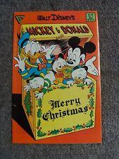 Walt Disney's Mickey And Donald #1 (1988) * Gladstone *