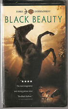 CHILDREN'S MOVIE VHS Tape - Warner Brothers - BLACK BEAUTY - Used