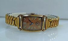 VINTAGE BULOVA 14K GOLD FILLED 17 JEWEL WATCH CAL. 8AE