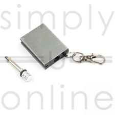 Instant Survival Camping Hiking Emergency Fire Starter Flint Metal Match Lighter