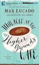 Miracle at the Higher Grounds Café by Max Lucado (2015, CD, Unabridged)