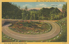 TENNESSEE - 'Loop Over', Newfound Gap Highway, Great Smoky Mountains Park