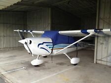 Cessna 182 SurLast  cabin and Windshield Covers  with color options