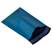 """25 Blue 6.5""""x9"""" Mailing Postage Postal Mail Bags"""