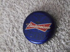 BUDWEISER FOLDS OF HONOR BLUE BOTTLE CAP